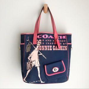 COACH Bonnie Cashin Limited Edition Tote Bag Purse
